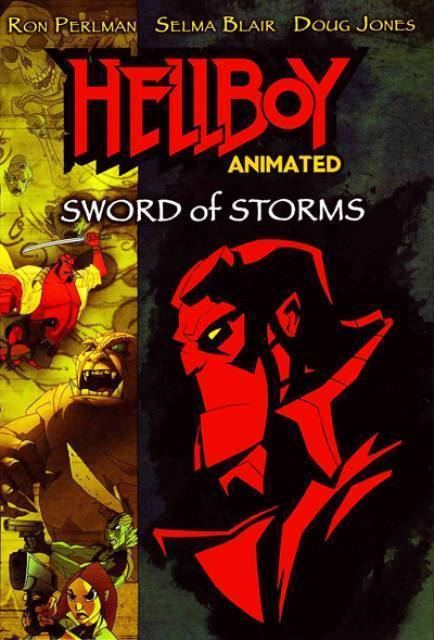 Hellboy: Sword of Storms Hellboy Sword of Storms Movie Comic Vine