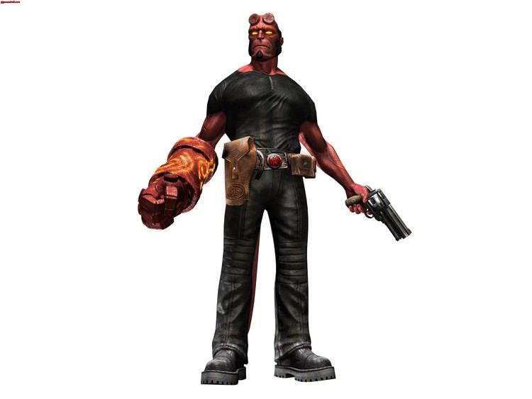 Hellboy: The Science of Evil Hellboy The Science of Evil Screenshots 20 of 92 GamersHellcom