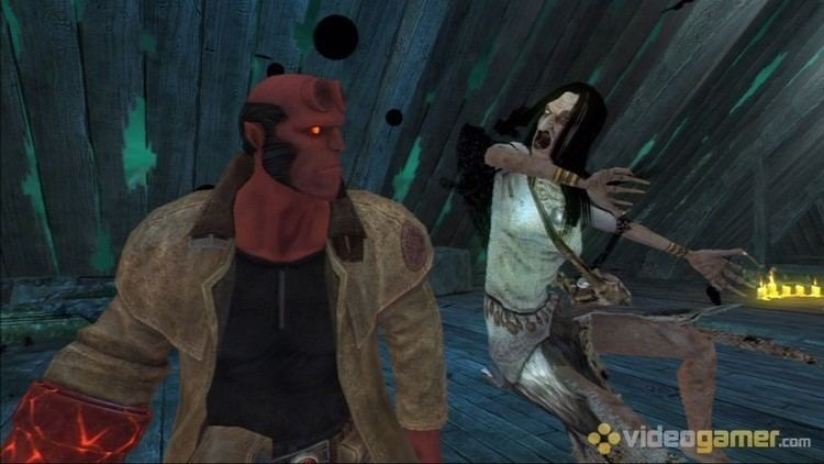 Hellboy: The Science of Evil Hellboy The Science of Evil VideoGamercom