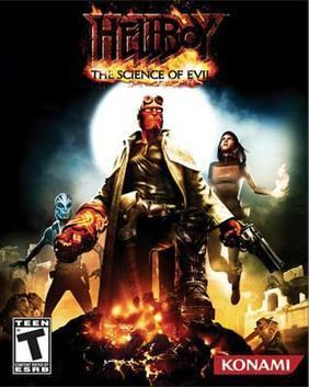 Hellboy: The Science of Evil httpsuploadwikimediaorgwikipediaeneeaHel