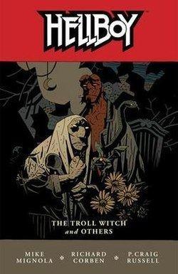 Hellboy: The Troll Witch and Others httpsuploadwikimediaorgwikipediaenthumb9