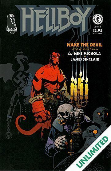 Hellboy: Wake the Devil Hellboy Wake the Devil 2 Comics by comiXology