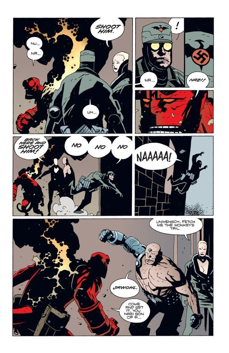 Hellboy: Wake the Devil Hellboy Wake the Devil 2 Comics by comiXology Web UK