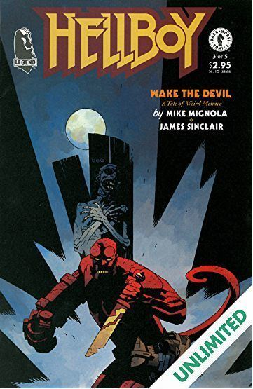 Hellboy: Wake the Devil Hellboy Wake the Devil 3 Comics by comiXology