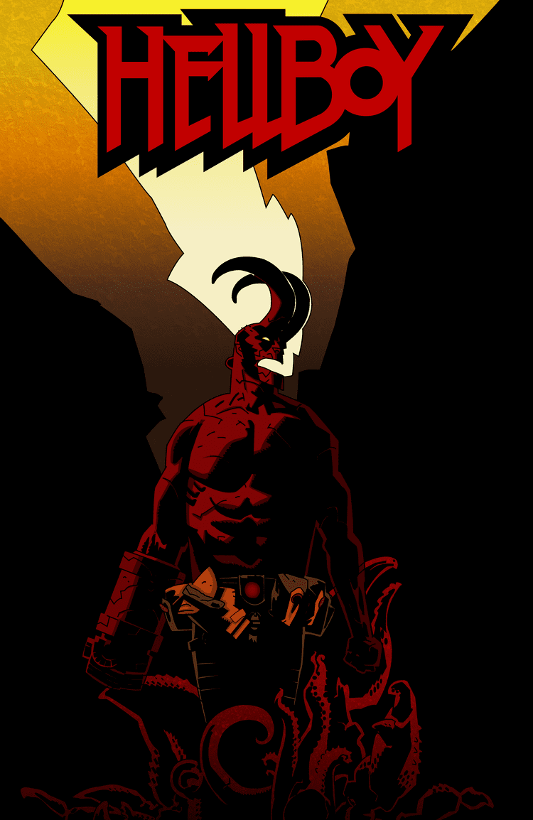 Hellboy: Wake the Devil Hellboy Wake the devil 5 recreation by CameronArt on DeviantArt