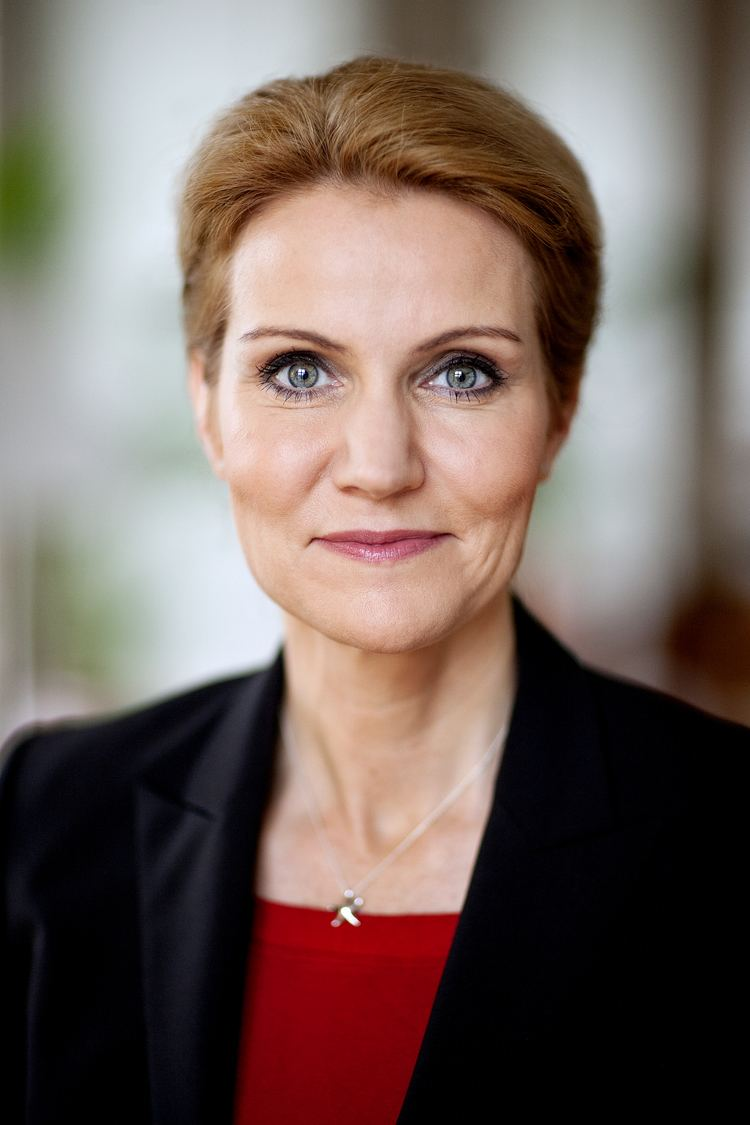 Helle Thorning-Schmidt Who is Helle Well she never talks about it but she is