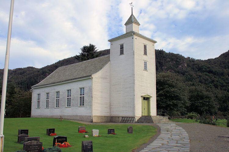 Helleland Church