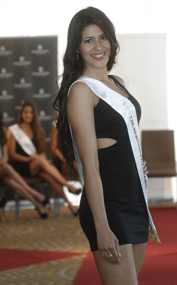 Hellen Toncio Miss Universo Chile 2014 Intensas crticas en las redes
