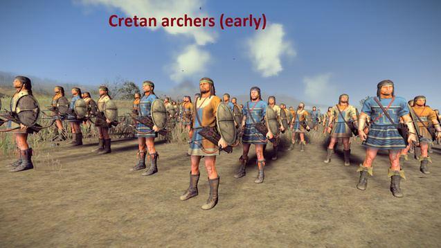 Hellenistic armies Steam Workshop Hoplites of Greek Poleis and reformed Hellenistic