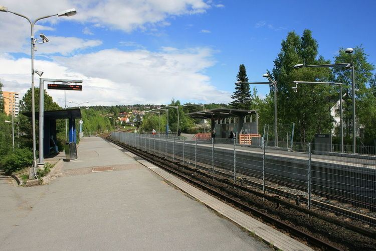 Hellerud (station)