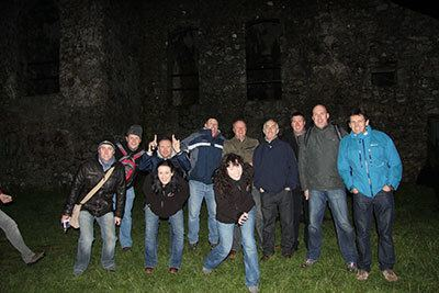Hellfire Club Ghost Bus Ghost Tours Halloween Dublin Ireland