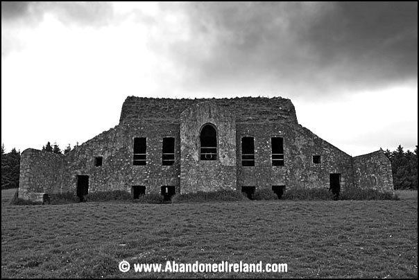 Hellfire Club Abandoned Ireland
