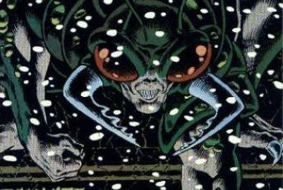 Hellgrammite (comics) Report POWERS Actor Cast As HELLGRAMMITE In SUPERGIRL