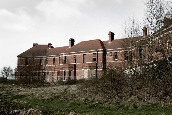 Hellingly Hospital Hellingly Asylum Abandoned Britain Photographing Ruins