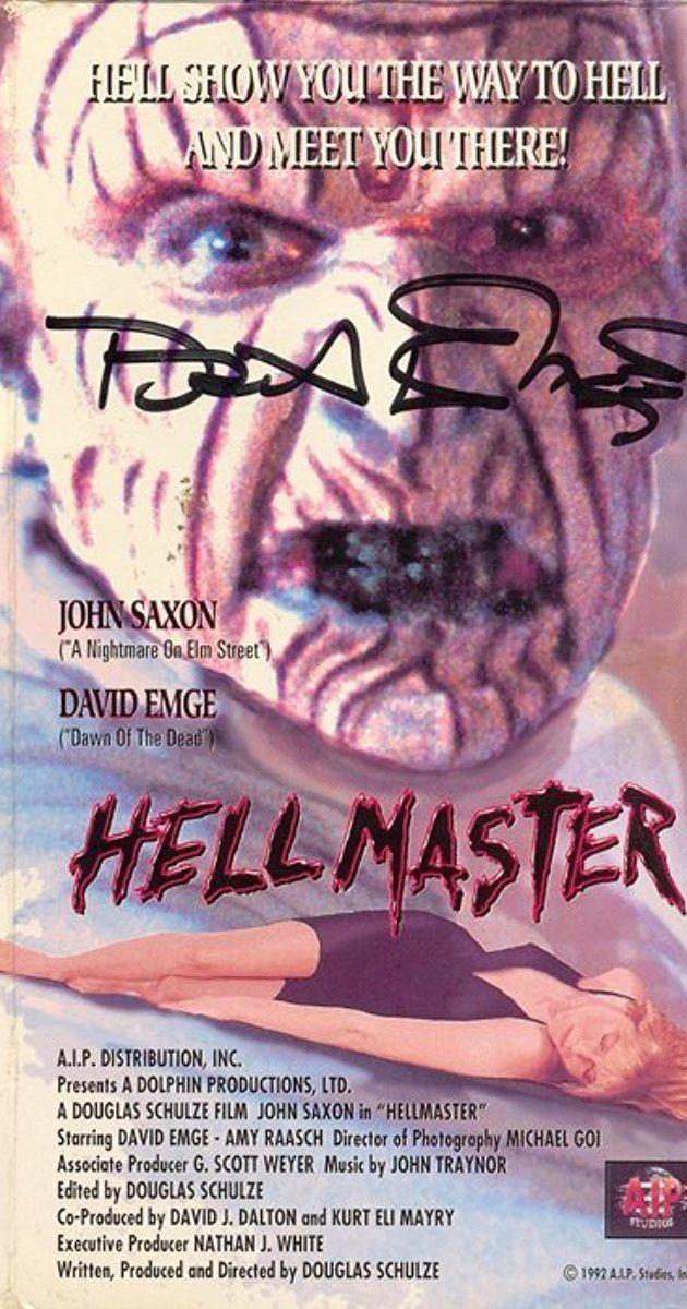 Hellmaster Hellmaster 1992 IMDb