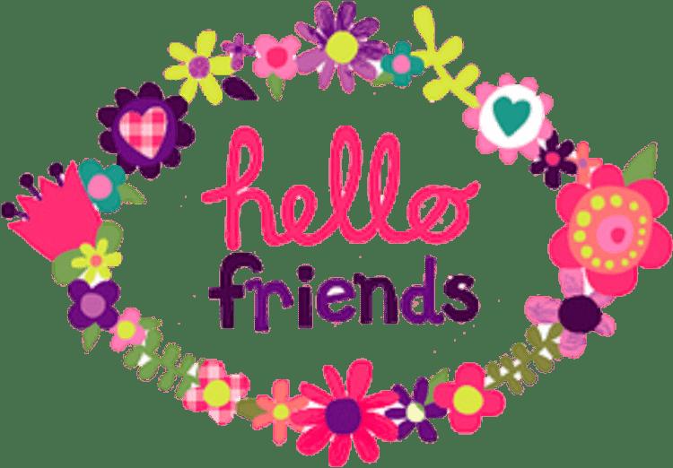Hello Friend Hello Friend logo