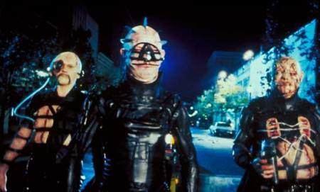 Hellraiser: Bloodline CINEMATIC SHOCKS Hellraiser Bloodline 1996 Hell on Earth How