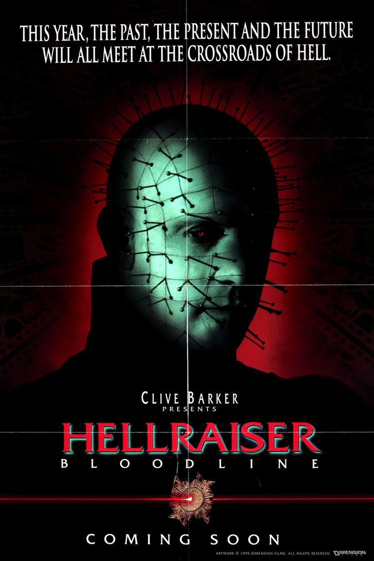 Hellraiser: Bloodline wwwgstaticcomtvthumbmovieposters17780p17780