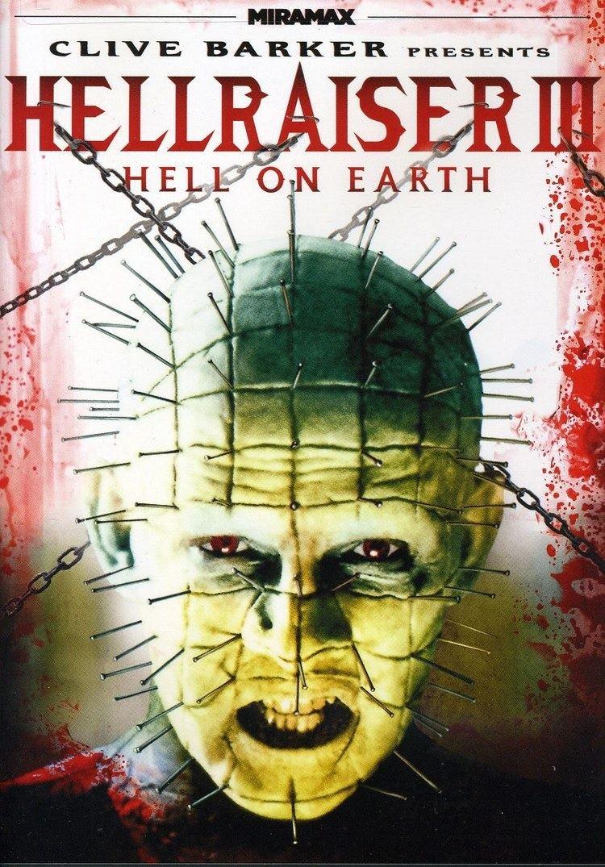 Hellraiser III: Hell on Earth Hellraiser III Hell on Earth 1992 Full Tamil Dubbed Movie Online