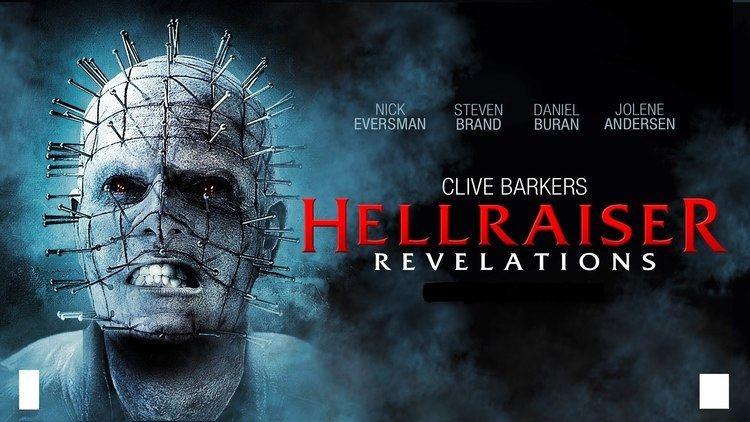 Hellraiser: Revelations Hellraiser Revelations Pelicula Completa Subttulos en Espaol