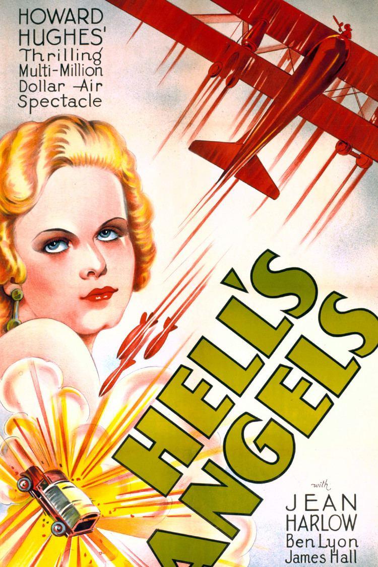 Hell's Angels (film) wwwgstaticcomtvthumbmovieposters2432p2432p