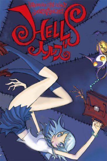 Hells Angels (manga) Hells Angels AnimePlanet