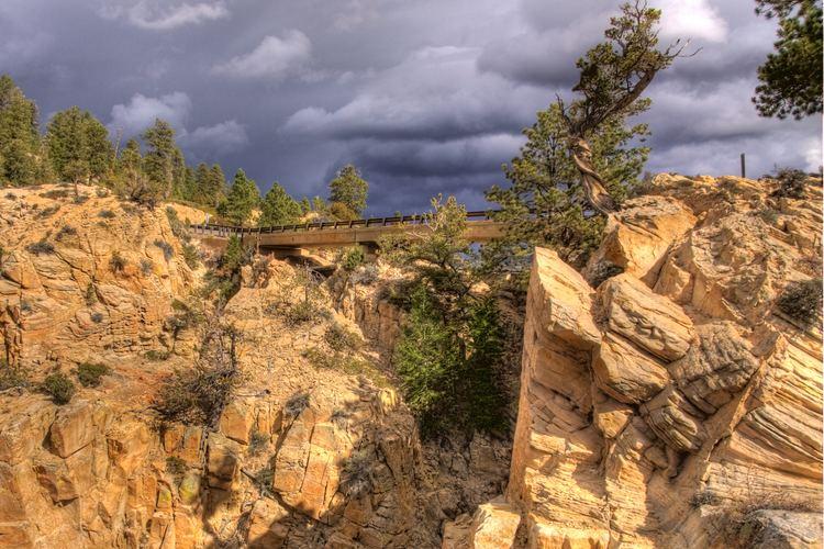 Hell's Backbone Road wwwearthtourscomwpcontentuploadsHellsBackb