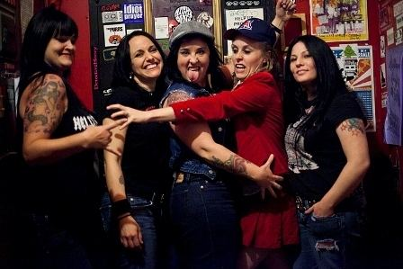 Hell's Belles (band) Allfemale ACDC tribute band Hell39s Belles debuts new singer