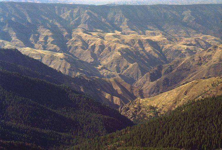 Hells Canyon Wilderness (Oregon and Idaho)