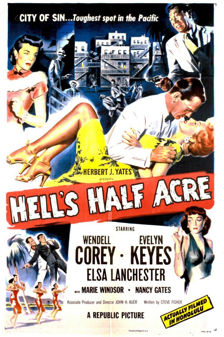Hell's Half Acre (1954 film) wwwgstaticcomtvthumbmovieposters39740p39740