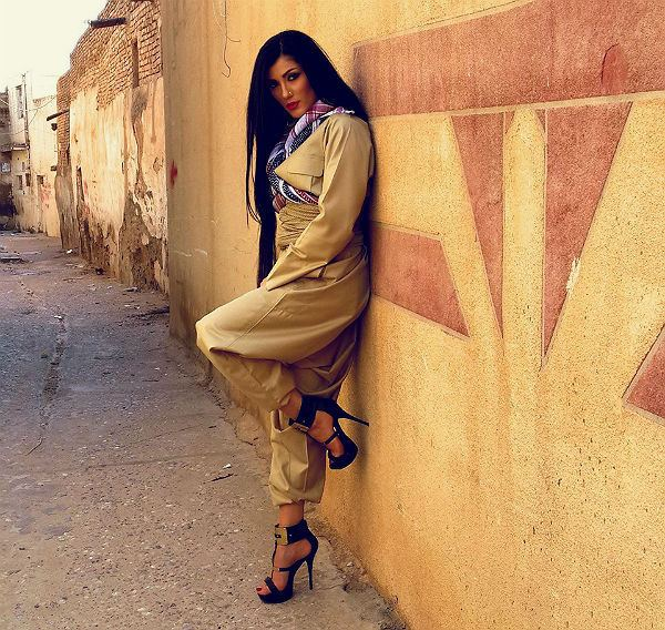 Helly Luv Pop singer Helly Luv risks it all for Kurdish independence