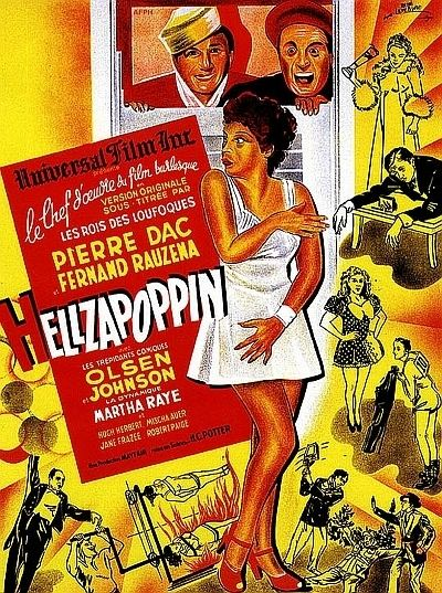 Hellzapoppin' (film) Hellzapoppin H C Potter 1941 Make Mine Criterion
