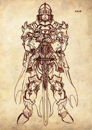Helm (Forgotten Realms) - Alchetron, the free social encyclopedia