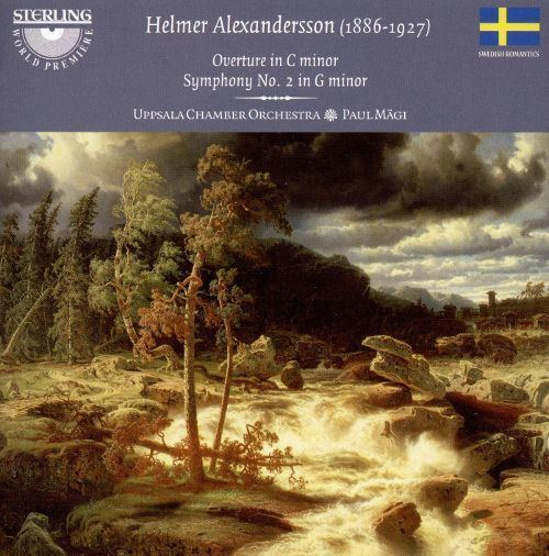 Helmer Alexandersson Helmer Alexandersson Overture Symphony No 2 Paul Mgi Songs