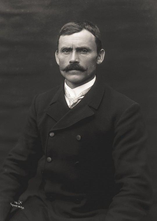 Helmer Hanssen Helmer Julius Hanssen 18701956 FramMuseumno
