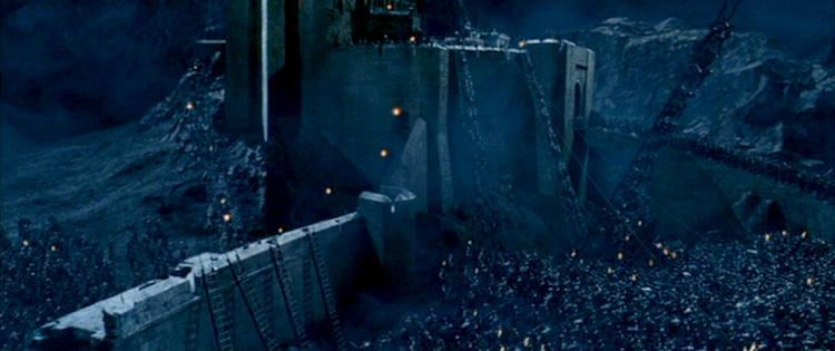 Helm's Deep Relive the Battle of Helm39s Deep in Fallout 4 VG247