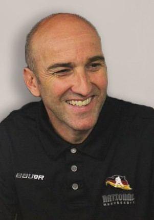 Helmut de Raaf Eishockey Camp Helmut de Raaf