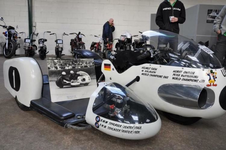 Helmut Fath Helmut Fath39s URS Classic Motorcycle Pictures