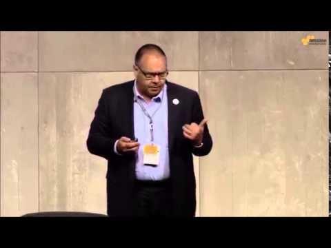 Helmut Krcmar Keynote ITM Founder Prof Dr Helmut Krcmar AWSSummitBerlin YouTube