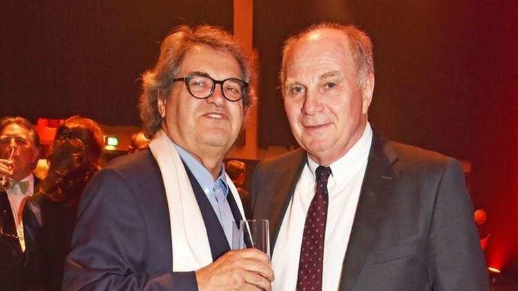 Helmut Markwort Helmut Markwort wird 80 Party mit viel Prominenz im Postpalast Stars