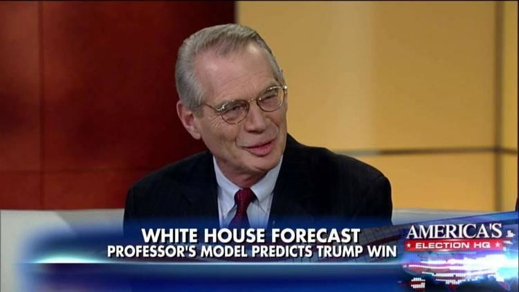 Helmut Norpoth Political Science Professor 9799 Chance That Trump Will Be
