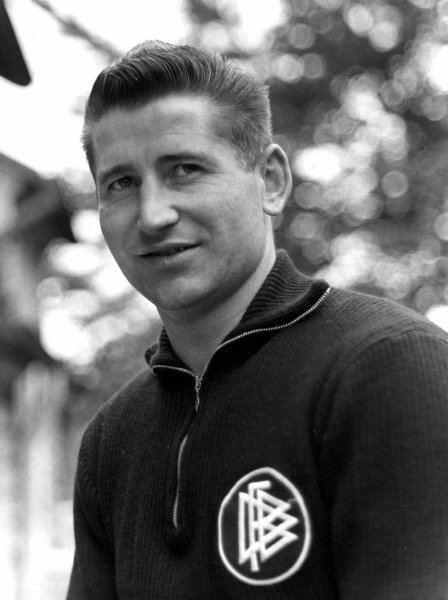 Helmut Rahn Hans Bauer Kapitn Sonnyboy und Weltmeister SPIEGEL