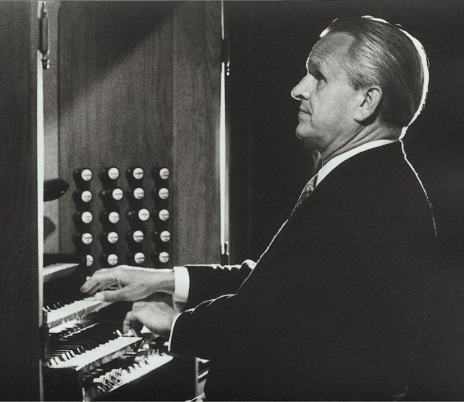 Helmut Walcha History Deutsche Grammophon