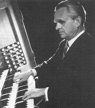 Helmut Walcha Helmut Walcha Organ Harpsichord Composer Short Biography