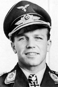 Helmut Wick Aces of the Luftwaffe Helmut Wick