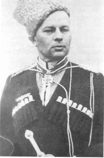 Helmuth von Pannwitz von Pannwitz