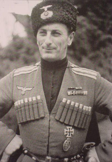 Helmuth von Pannwitz Art Executed by a German Master