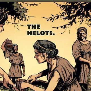 Helots The helots played a big role in Spartan agriculture Since the