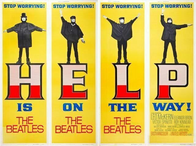 Help! (film) A Shroud of Thoughts Stop Worrying The 50th Anniversary of The