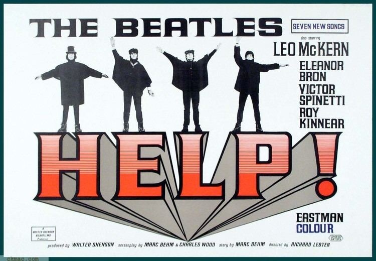 Help! (film) The Beatles OneHour Radio Special Help Is On The Way Narrated